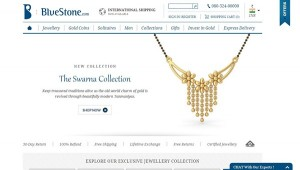 Bluestone 5% Off on Jewellery Discount Coupon September 2014