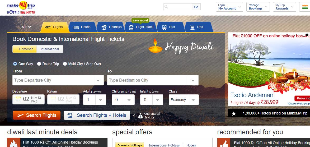 MakeMyTrip Rs. 55 Off Bus Ticket Booking Coupon Code September 2014