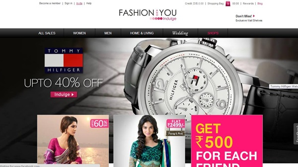 Fashionandyou discount coupons
