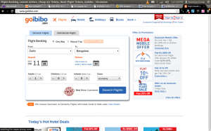Goibibo Rs. 50 Off Bus Ticket Booking Coupon Code October 2014
