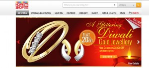 Homeshop18 Extra 20% Off on Gold Jewellery Diwali Offer