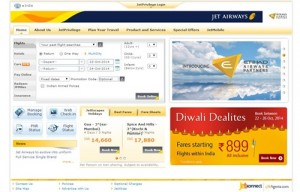 Jet Airways Domestic Flights Coupon Code January 2015