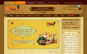 Kitchens of India Rs. 50 Off Discount Coupon November 2014