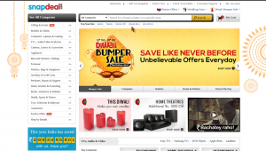 Snapdeal 10% Cashback Mahindra Bank Diwali Offer October 2014 Promo Code