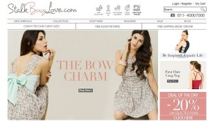 StalkBuyLove 60% Off on Clothes Coupon Code November 2014
