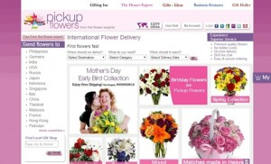 PickupFlowers 10% Off Coupon Code on Mother's Day Early Bird Collection