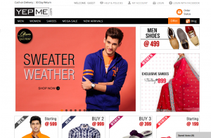 Yepme Buy 1 Get 1 Women Collection Coupon Code May 2015